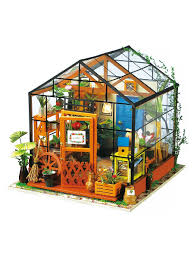 Интерьерный конструктор Kathy's green <b>house</b> (зимний сад) <b>DIY</b> ...
