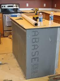 Concrete Floor Kitchen How To Install Kitchen Island Concrete Floor Best Kitchen Island