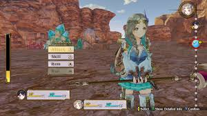 atelier firis the alchemist and the mysterious journey review atelier firis the alchemist and the mysterious journey koei tecmo