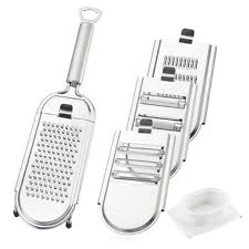 <b>Multifunctional Stainless Steel</b> Vegetable Slicer Sharp Stainless ...