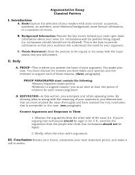 examples argumentative essays