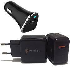 CARICABATTERIE RAPIDO <b>USB</b> Qualcomm Quick Charge 3.0 da ...