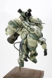 <b>1/24</b> Tyrant by Wonder Craft <b>Tokyo</b> Cyborgs, <b>Model Kits</b>, Sculpture ...