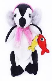 <b>Набор для шитья</b> мягкой игрушки Мехомания ММ-021 <b>Пингвин</b> ...