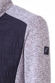 <b>Куртка флисовая мужская</b> (серый/черный), артикул: M06110G ...