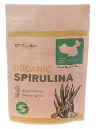 Спирулина Органик <b>порошок</b>, 500 гр. Spirulinafood 8529465 в ...