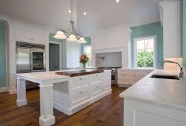 41 white kitchen interior design decor ideas pictures light mint blue paint adds burst of color home beauteous home office work