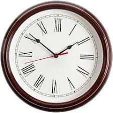Настенные часы оптом с нанесением логотипа - цвет ...
