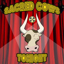 Sacred Cows Tonight - A Movie and TV Review Comedy Podcast