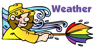 Image result for weather clipart