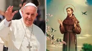 Resultado de imagen para PAPA FRANCISCO: LOS CRISTIANOS EN EL MUNDO DEBEN SER... COMO LOS ÁRBOLES