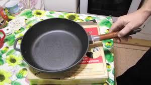 <b>Чугунные</b> сковородки БИОЛ - обзор и подготовка к использованию