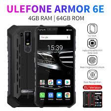 <b>Ulefone ARMOR 6E</b> 6.2 Inch <b>4GB</b> 64GB <b>4G</b> Smartphone-buy at a ...