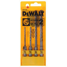 <b>Набор буров</b> по бетону <b>SDS</b>-<b>plus</b> DeWalt DT9700, 5-10 мм, 4 шт. в ...