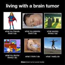 The Liz Army | What I really do… living with a brain tumor via Relatably.com