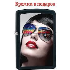 ROZETKA | <b>Зажигалка Zippo</b> 29090 Reflective <b>Sunglasses</b>. Цена ...