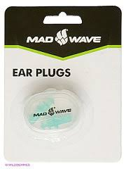 <b>Беруши</b> плунжерные Ear plugs <b>Mad Wave</b> 3092489 в интернет ...