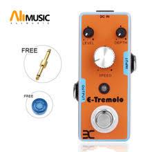 EX New T-Cube педаль E-Tremolo гитарные <b>педали эффектов TC</b> ...