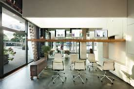 disappearing office aims to increase work life balance agency office literally disappears hours