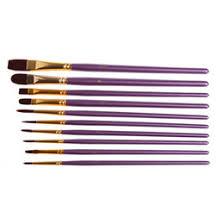 Acrylic Artist Paint Brushes UK