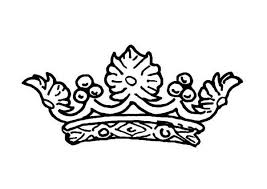 Small Picture Design of Princess Crown Coloring Page NetArt