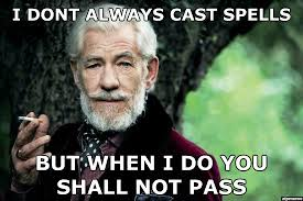 The Most Interesting Gandalf In The World - WeKnowMemes Generator via Relatably.com