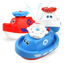 <b>Игрушка для ванной Умка</b> Кораблик с фонтаном (B1487992-R ...