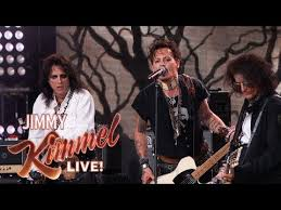 """<b>Hollywood Vampires</b> 'Heroes' from the album """"Rise"""" OUT NOW ..."""