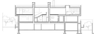 Carl Viggo Hølmebakk builds  quot labyrinth like quot  concrete home in Norway    Concrete House in Stange by Carl Viggo Hølmebakk
