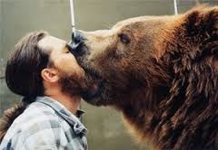 Image result for how to defend against bear attack