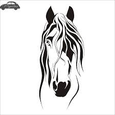 <b>Наклейка</b> на лошадь, <b>наклейки</b> для автомобиля, виниловые ...