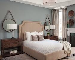 Brewster Gray - One of the best blue gray paint colors.