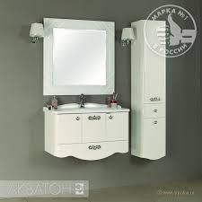 Комплект мебели <b>Акватон ВЕНЕЦИЯ 90</b> белый. Цена, купить в ...
