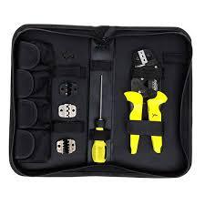 Paron® JX-D4 Multifunctional Ratchet Crimping Tool 26-10 AWG ...