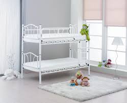 bedroom amusing furniture white wooden three level bunk small kids dining room table dining astounding modern loft bed