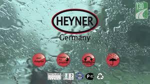 <b>Щетки стеклоочистителя HEYNER</b> (<b>дворники</b>) — видео обзор ...