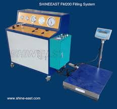 China <b>2017 Hot</b> Sale FM200 Pnuematic Filling Machine with ...