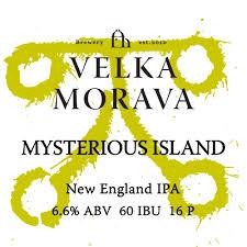 <b>Mysterious Island</b> - Velka Morava - Untappd