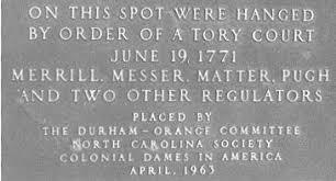 「Battle of Alamance, James Pugh」の画像検索結果