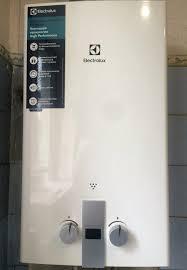 Обзор на <b>Газовый</b> проточный <b>водонагреватель Electrolux GWH</b> ...