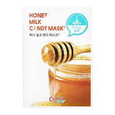 <b>Маска для лица</b> `CANDY O`LADY` Honey Milk Candy ...