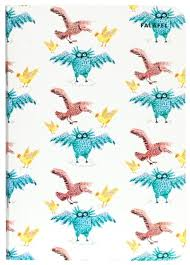 """<b>Блокнот Falafel books</b> """"Owls"""" <b>А5</b>, 40 листов — купить по выгодной ..."""