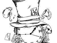 Татуировка Страны Чудес: лучшие изображения (97 ...