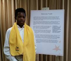 old north saint louis campus two seventh graders earn recognition for their essays on school choice