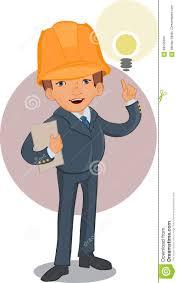 smart worker cartoon character stock vector image  smart worker cartoon character