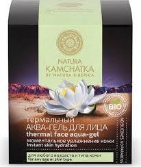 <b>Natura</b> Siberica Kamchatka Термальный <b>аква</b>-<b>гель</b> для лица ...