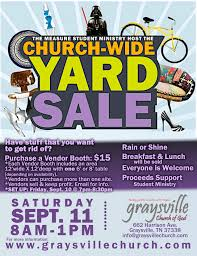 suggestions online images of yard donations needed graysville church of god