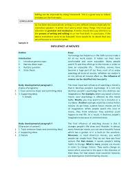 Essay intro devlp concl SlideShare     Editing can
