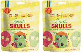 Candy Skulls - Amazon.com