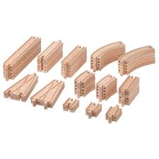 Характеристики модели <b>IKEA Лиллабу Железная</b> дорога, 50 ...